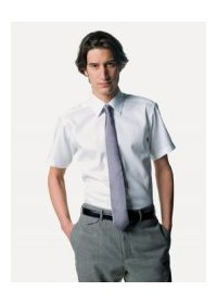 Russell  J959M,Short sleeve Tailored Ultimate Non-iron Shirt