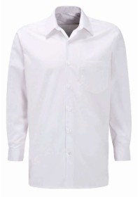 Mens Classic Long Sleeve Shirt With Your Logo
