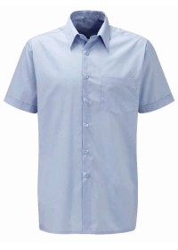 Mens Classic Short Sleeve Shirt  includes your logo