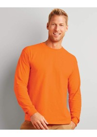 Gildan GD014,Ultra Cotton Long Sleeve T