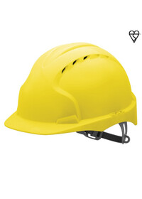 JSP EVO 2 Vented Safety Helmet