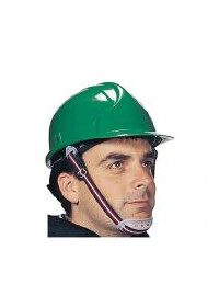 Safety helmet chin strap delux