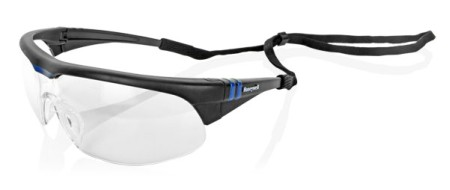 Wrapround Safety Glasses with Neckcord Honeywell HW1032175