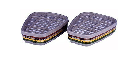 3M 6059 ABEK1 FILTER (Pack = 1 Pair)