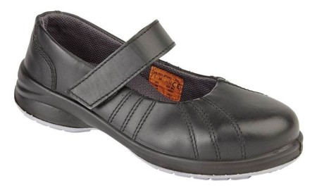 Ladies Velcro Safety Shoe HIMALAYAN 2212