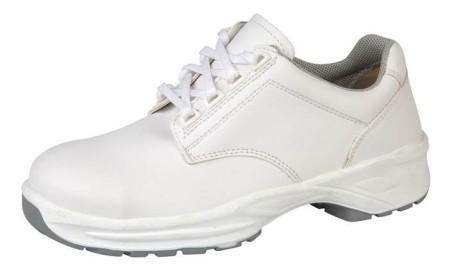 White Microfibre Lace Shoe , HIMALAYAN-9951,