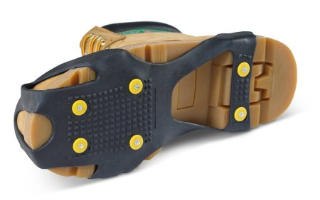 Strap On Anti Slip Snow traction aid for shoes and boots