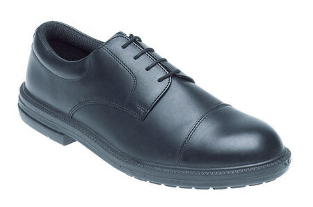 Formal Safety Shoe with Midsole