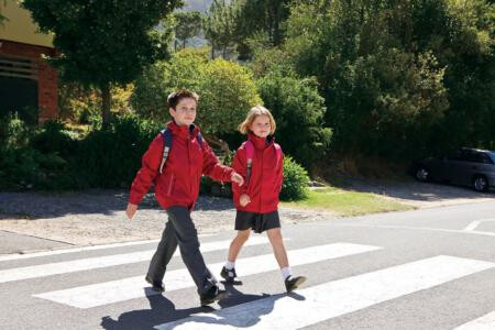 Regatta RG244 Kid's Dover Jacket