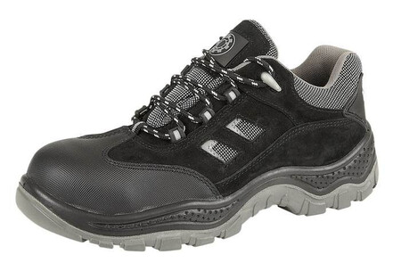 Non metallic safety trainer composite