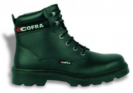 Cofra Hull Safety boot black S3