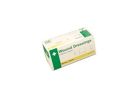 Refill Sterile dressings & pad D7631T