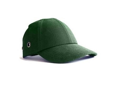 Green bump cap