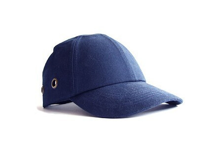 Navy Bump Cap