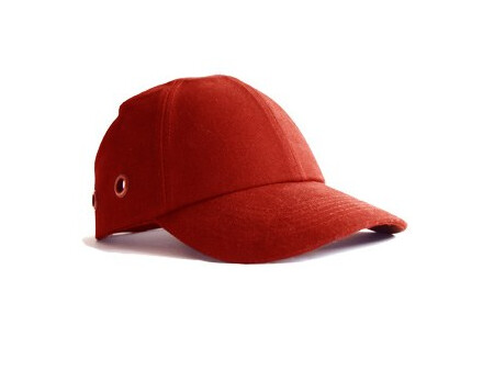 Red Bump Cap