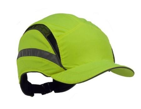High Vis Scott Protector Safety Bump Cap
