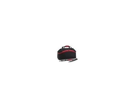 BagBase BG572 Black/Classic Red/White