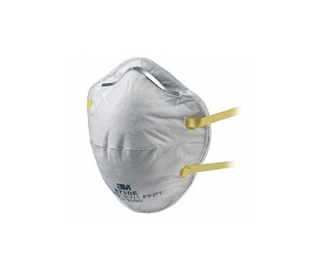 3M 8710E Cup-Shaped Respirator Pack 20