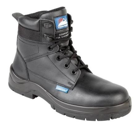 HyGrip Metal Free Safety Boot, HIMALAYAN-5114,