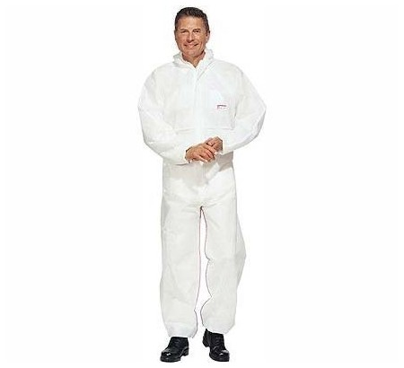 TYVEK disposable Pro Clean coverall