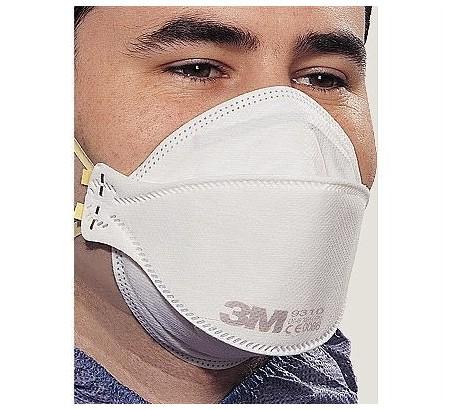 3M 9310 Foldable Dust/Mist Respirator Pk 20