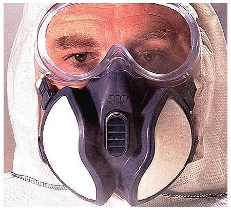 3M 4255 Organic Vapour Particulate