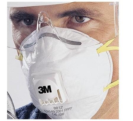 3m 8822 Respirator Singles