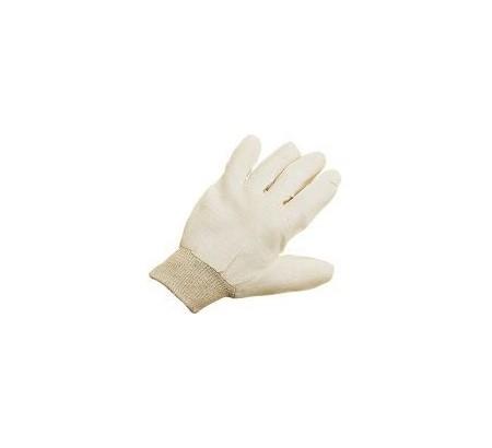 Glove Cotton drill Pack 12 304102