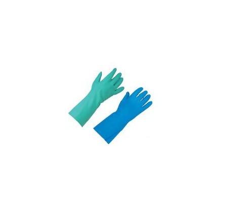 Glove Nitrileflock lined 304297