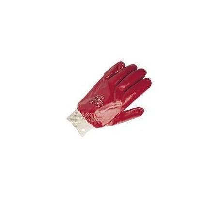 PVC Knitwrist glove