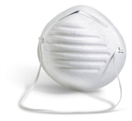 General use dust mask BBDM