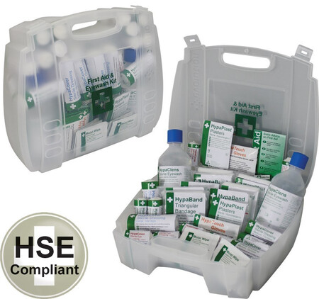 Emergency Eyewash kit K501 11- 20 people