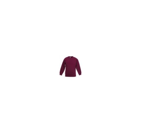 Fruit of the Loom SS201 Burgundy