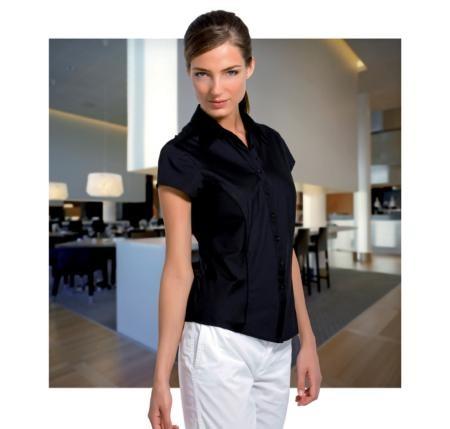 Bargear KK795,Bar blouse cap SL ladies