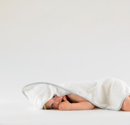 Towel City TC036 Babies hooded towel