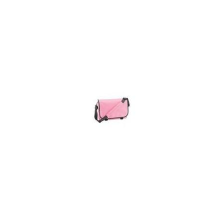 BagBase BG021 Classic Pink/Graphite grey