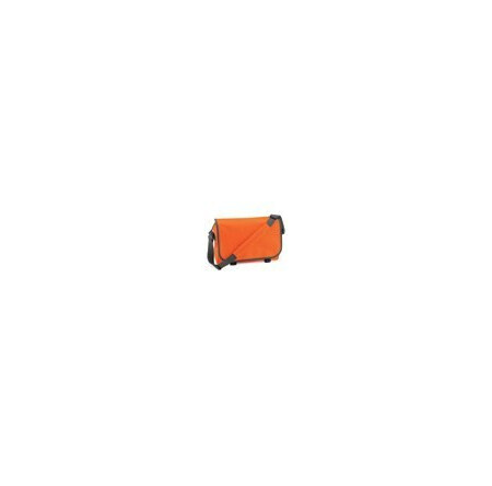 BagBase BG021 Orange/Graphite Grey