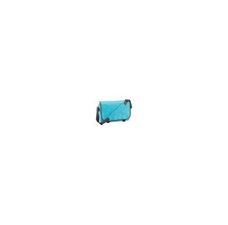 BagBase BG021 Surf Blue/Graphite grey