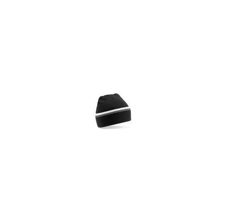 Beechfield BC471 Black/Graphite Grey/White