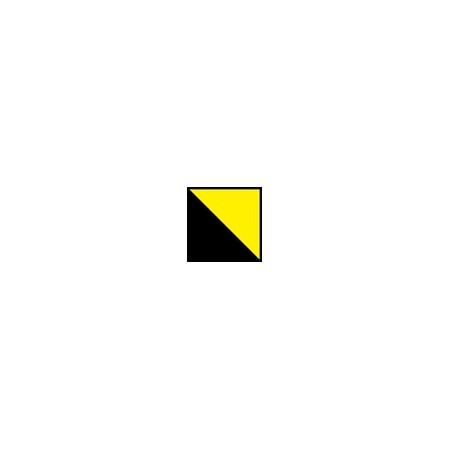 Quadra QS077 Black/Yellow