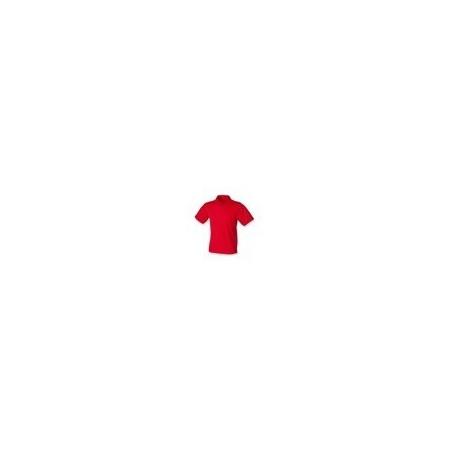 Henbury HB475 Classic Red