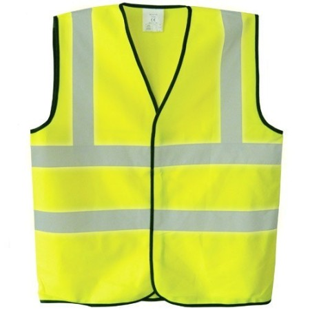 Childrens hi vis vest
