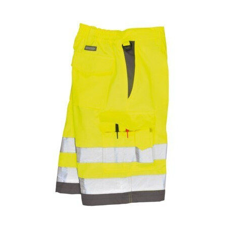 Portwest Hi Vis Shorts E043 Yellow