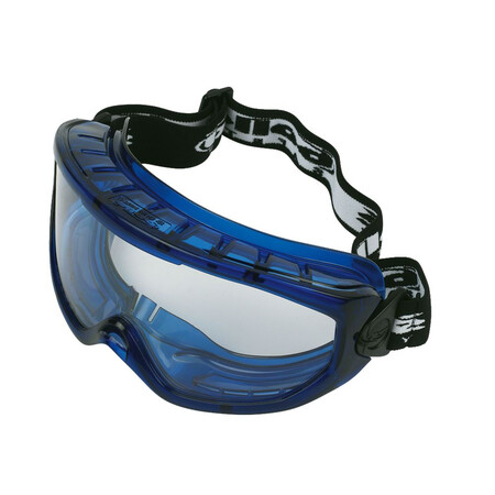 Bolle Blast Blue Lens Unvented Safety Goggle