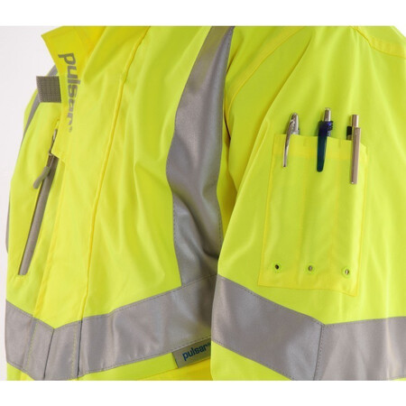 Pulsar P191 Jacket collar