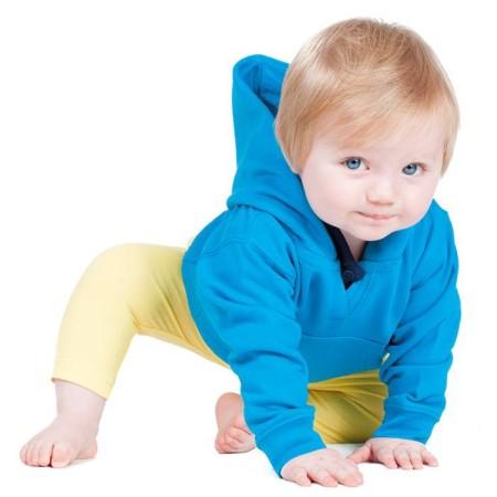 Larkwood LW02T Toddler hoodie with Kangaroo pocket