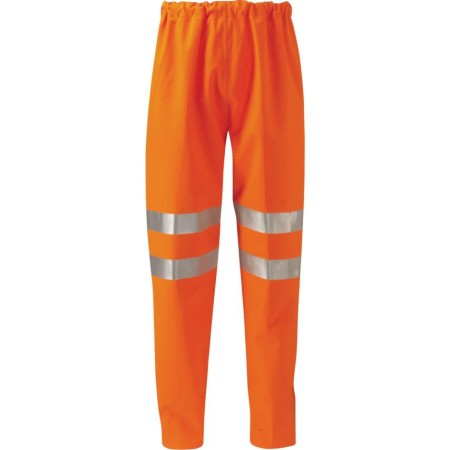 Gore Tex Orange Hi Vis Over trouser