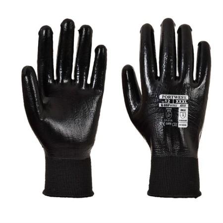 Portwest A315 All-Flex Grip Glove Black