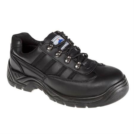 Portwest FW25 Safety Trainer 36/3 S1P Black