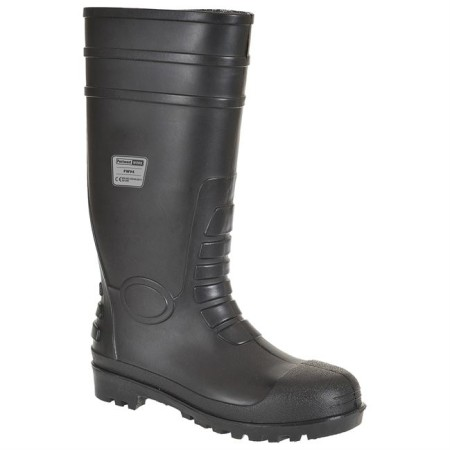 Portwest FW94 Safety Wellington36/3 Black